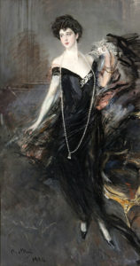 ritratto di donna florio